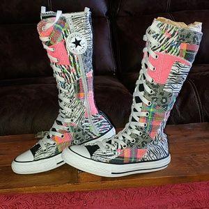 Size 13 X Hi Converse